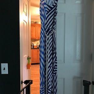 Cute summer dress loft size xxsp